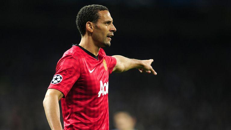 Rio Ferdinand: Clashed with Fernando Torres
