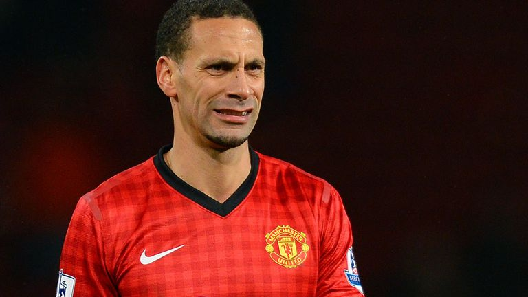 Ferdinand: Forced out of England's double-header against San Marino and Montenegro