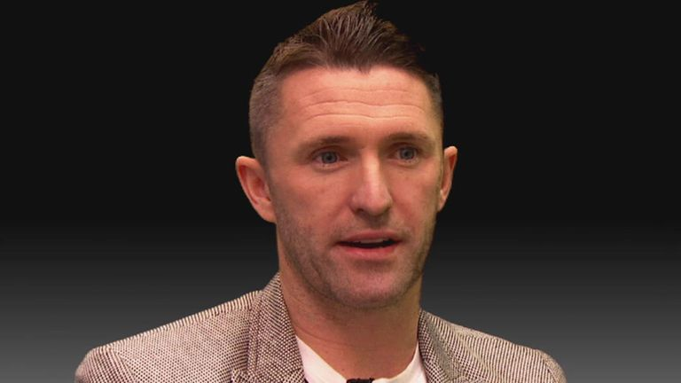 Keane: played for a host of clubs