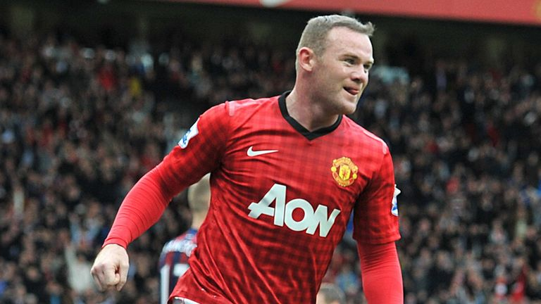 Wayne Rooney: Going nowhere
