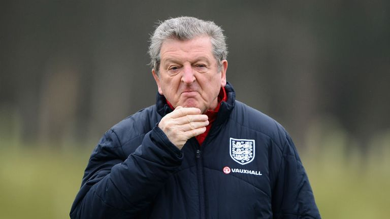Hodgson: has worked hard to become England boss