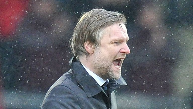 Steven Pressley: Happy with a point