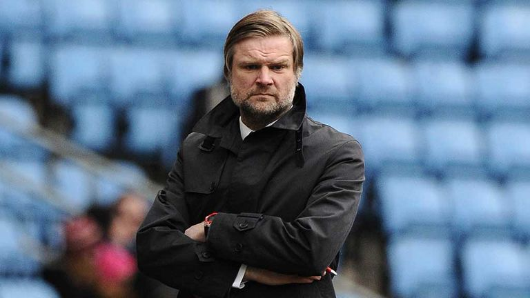 Steven Pressley: Four bids received for League One club Coventry