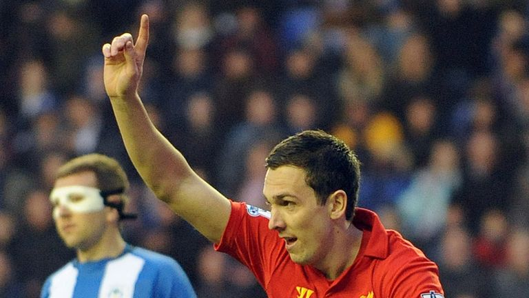 Stewart Downing: Back in favour at Anfield