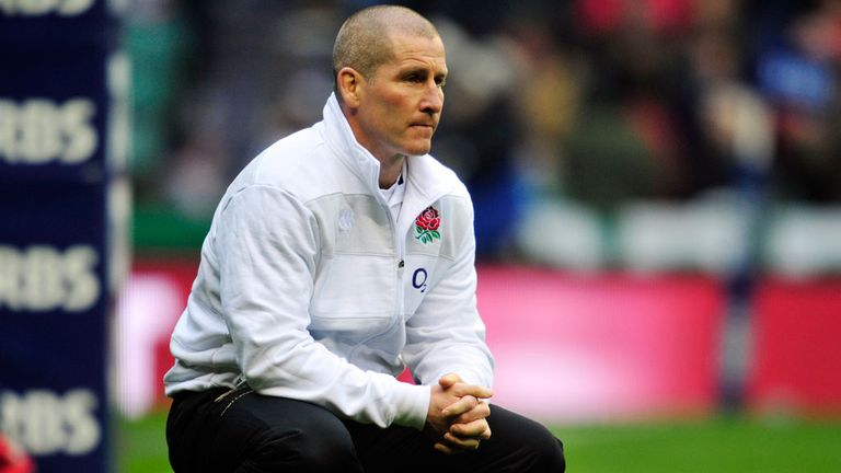 Stuart Lancaster: Disappointed with England's second-half display.