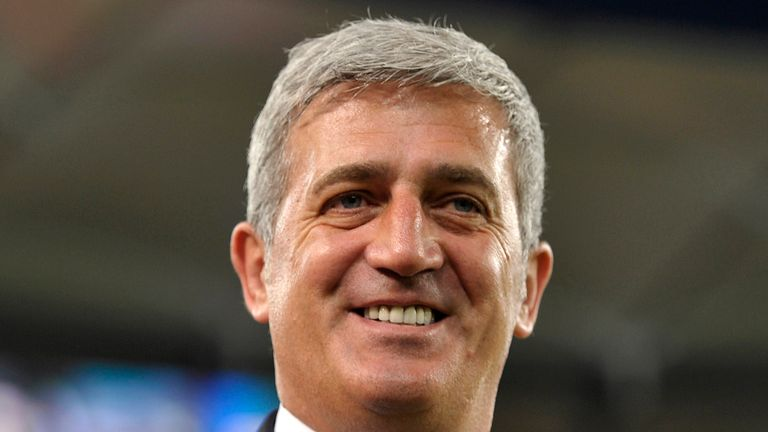 Vladimir Petkovic: Refused to criticise his players