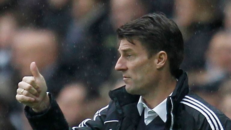 Michael Laudrup: Suggests Swansea are looking at strikers in the summer