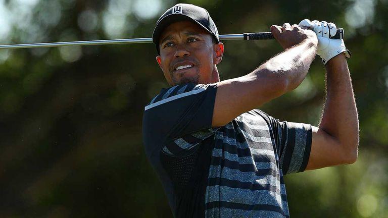 Tiger Woods: Nine birdies in benign conditions at Doral