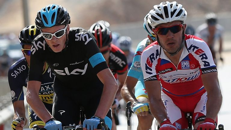 Chris Froome, Joaquim Rodriguez, and Alberto Contador are among the riders targeting the yellow jersey