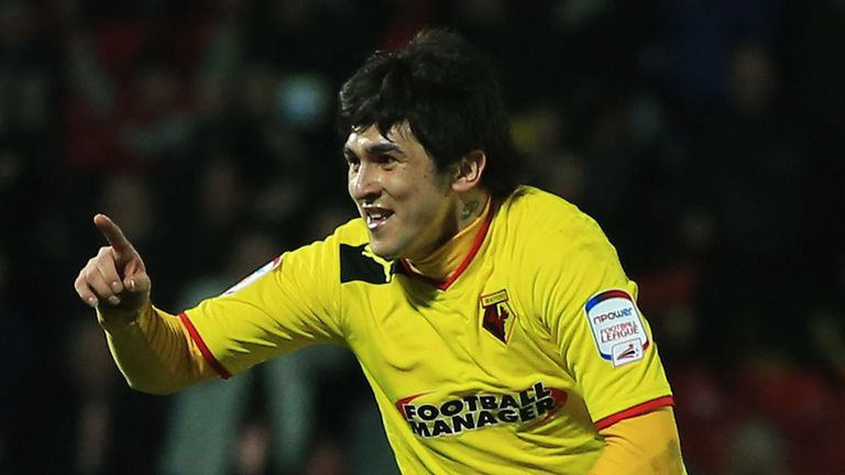 Fernando Forestieri: Substitute netted twice in 10 second-half minutes