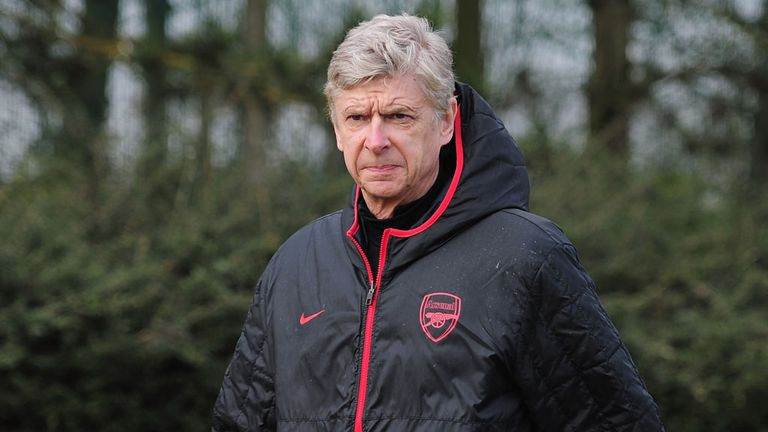 Arsene Wenger: Has contract until 2014 at Arsenal
