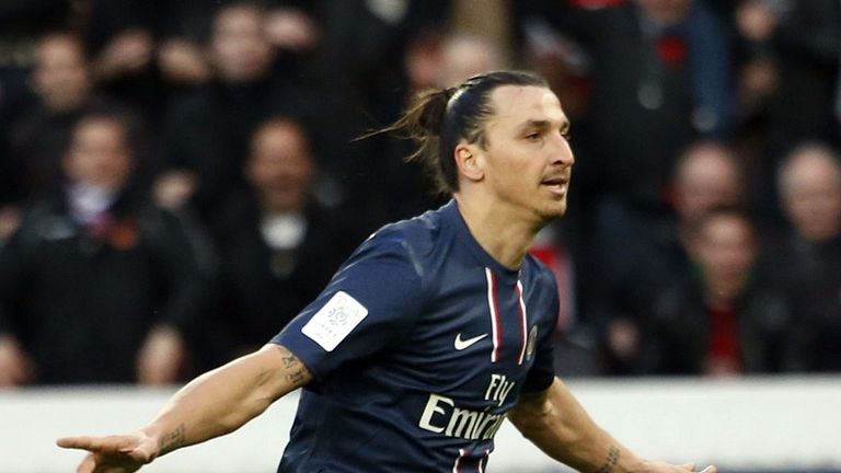 Zlatan Ibrahimovic: Scored penalty in PSG draw