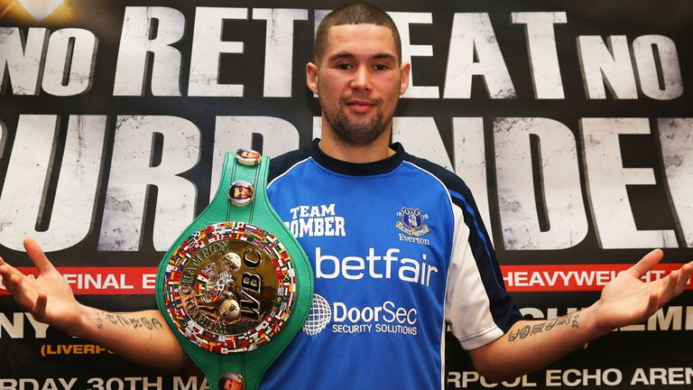 Bellew: Faces a tough test on Saturday night