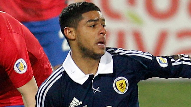 Liam Bridcutt: Made Scotland debut against Serbia