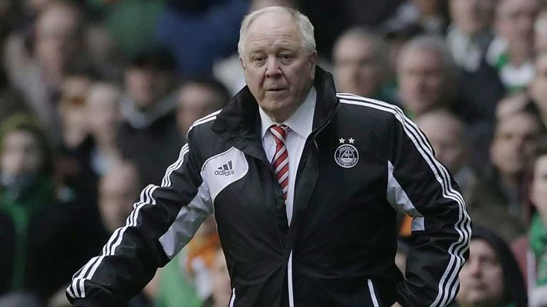 Craig Brown: His side looked set for victory with three minutes remaining