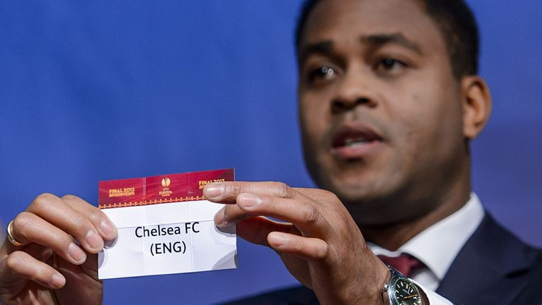 Patrick Kluivert: The former Holland striker thinks Chelsea will need to beware of Oscar Cardozo