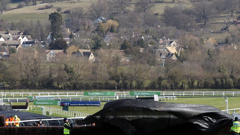 Cheltenham: Day three on after early inspection