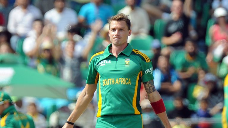 Dale Steyn: Battled hip injury during Champions Trophy