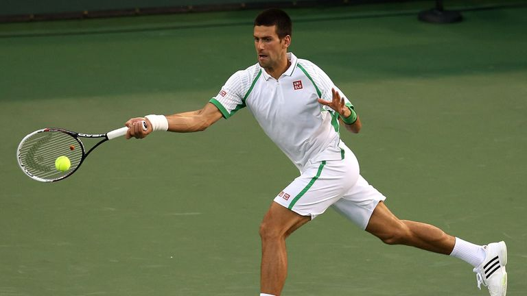 Novak Djokovic: Opted against playing in ATP events