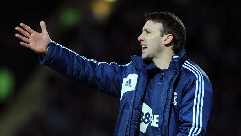 Dougie Freedman: Pleased with Bolton's battling spirit against Middlesbrough