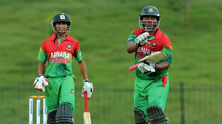 Tamim Iqbal: First international century in three years was in vain