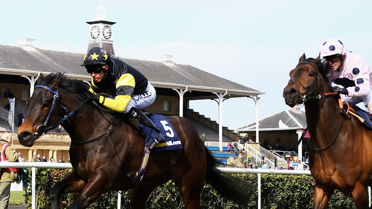 Jack Dexter: Back to Doncaster for valuable handicap