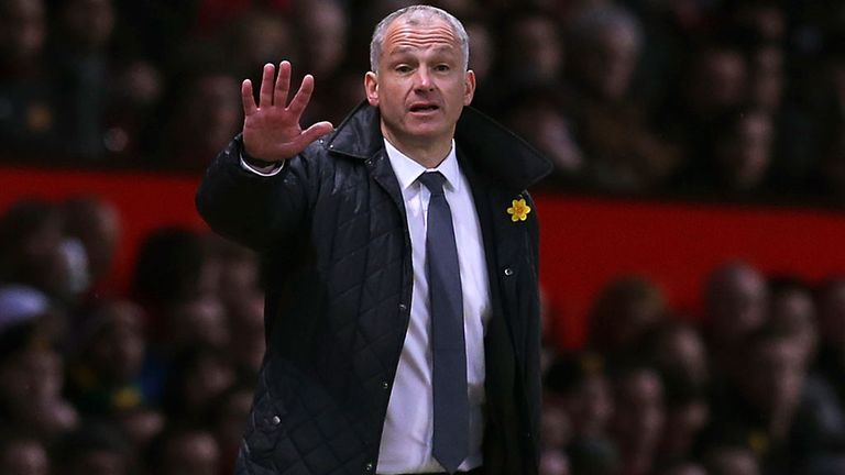 Eamonn Dolan: The temporary Reading boss is happy with juggling two jobs for now