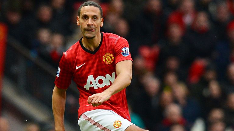 Rio Ferdinand: Called up to England squad before being forced to pull out