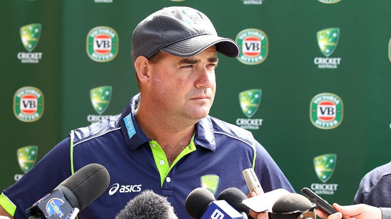 Mickey Arthur: Has been sacked according to reports