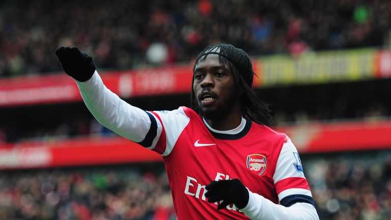 Gervinho: Lyon not interested in the Arsenal attacker