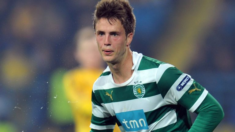 Ricky van Wolfswinkel: Confident of Premier League impact