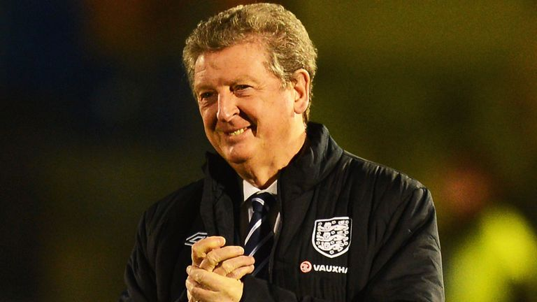 Roy Hodgson: England coach still wary of Ukraine