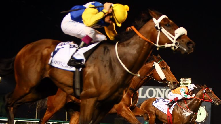 Shea Shea: King's Stand hopeful wins at Meydan