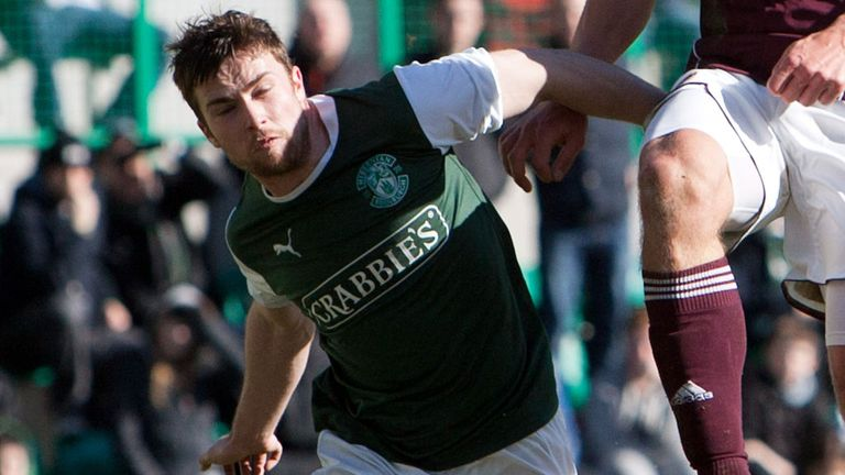 Lewis Stevenson: Made senior debut in 2005