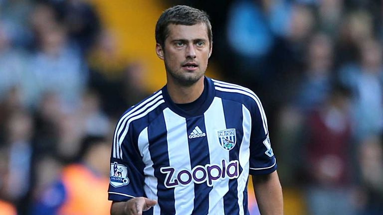 Gabriel Tamas: The defender's agent says he intends to remain at West Brom