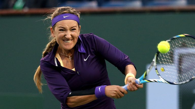 Victoria Azarenka: Had to knuckle down to beat Daniela Hantuchova
