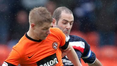 Richie Ryan: No future at Tannadice