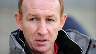Alan Knill: Full of praise