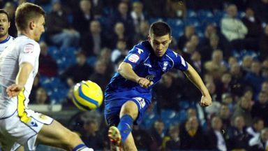 Callum Reilly: Staying at Birmingham
