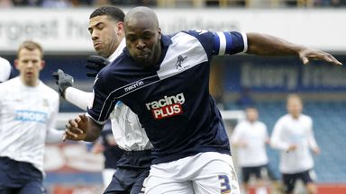 Shittu: The centre-back has a new contract until 2015 with Millwall