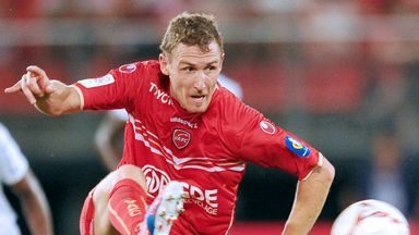 David Ducourtioux: Has committed to Valenciennes until 2014