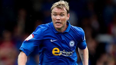 Grant McCann: New Peterborough player-coach