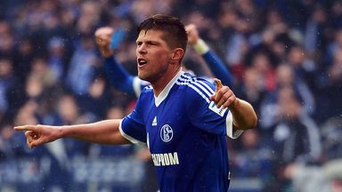 Klaas-Jan Huntelaar: Not expecting to leave German side
