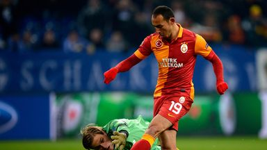 Umut Bulut: Played for Galatasary on loan last season