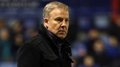 Kenny Jackett: Millwall boss frustrated by defeat to Sheffield Wednesday