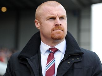 Sean Dyche: His Burnley side welcome Bolton on the opening day