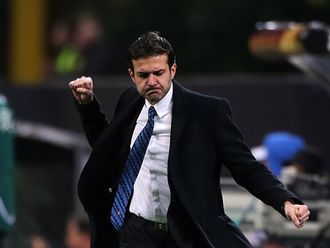 Andrea Stramaccioni: Future in doubt at the San Siro