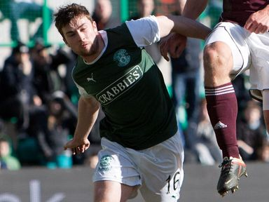 Lewis Stevenson: Looking for more goals