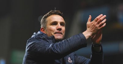 Phil Parkinson: Will take his Bradford side to Wembley again