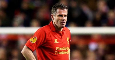 Jamie Carragher: Playing his 737th and final game for Liverpool this weekend